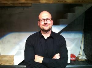 Cutting Ball Artistic Director Rob Melrose