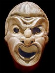 Creon antigone mask images galleries for Ancient greek mask template